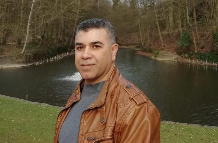 Farouk Al-Hasbani: taalcoach met een missie